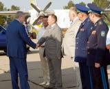Міністр оборони України Михайло Єжель у Вінниці представив нового командувача Повітряних Сил