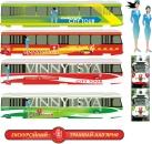 Визначено переможців конкурсу стюардес екскурсійного трамваю