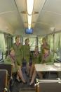 З 12 вересня про історію та легенди Вінниці можна буде дізнатись у екскурсійному трамвайчику-кав'ярні