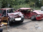 Четверо постраждало та одна людина загинула внаслідок зіткнення двох ВАЗів на Вінниччині