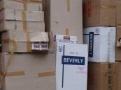 На Вінниччині затримали сигаретну контрабанду на півмільйона гривень