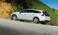 Универсал Volvo отличился системами безопасности