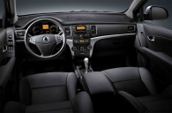 SsangYong ����������� �������� ������ ������ ���������� C200 ��� ��������� New Actyon