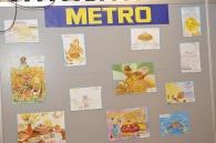 Україна вперше відзначила «Всесвітній день продовольства» за ініціативи компанії METRO