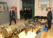 """Уряд забезпечить постійне держзамовлення на продукцію НВО """"Форт"""""""