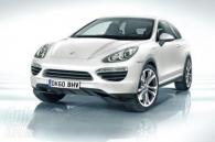 Porsche начинает серийное производство кроссовера Cajun