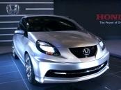 Самая маленькая Honda появится 1 декабря