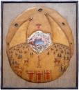 Художник з Ужгорода Артур Тиводар презентував чергову виставку своїх робіт вінничанам