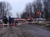 ДТП на Вінниччині: Черговий не помітив потягу і сам відкрив шлагбаум