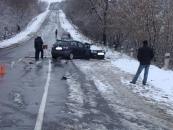26 грудня біля села Бубнівка Гайсинського району сталася аварія, загинуло троє осіб
