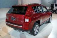 Оновлений Jeep Compass презентували в Детройті