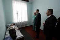Арсеній Яценюк відвідав медичні заклади Вінниччини