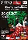 У Вінниці відбудеться концерт польского гурту «Chlopci kontra Basia»