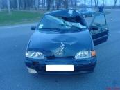 На об'їзній дорозі міста Калинівки сталася аварія