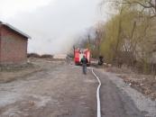 Вчора у Вінниці палав сміттєвий полігон