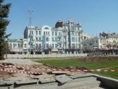 Майдан Незалежності у Вінниці відкриють для відпочинку