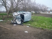 На Вінниччині у ДТП загинуло двоє людей