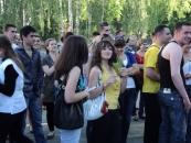 Вчора у Вінниці вінничанам роздали 6,5 тисяч презервативів