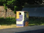 Мистецькі вихідні стартували проектом Арт-інтервенція