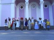 """У Вінниці пройшла перша субота мініпроектів """"Мистецьких вихідних"""""""