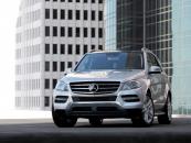 Представлен новый Mercedes-Benz M-Class
