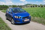 Chevrolet Aveo: переход количества в качество