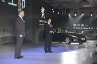 Peugeot 508 RXH - гибридный универсал повышенной проходимости
