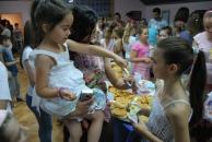 Три рази на біс серби запрошували вінницьких солов'їв