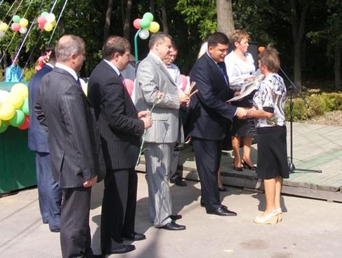 МКП «Вінницязеленбуд» відзначило 85-річний ювілей