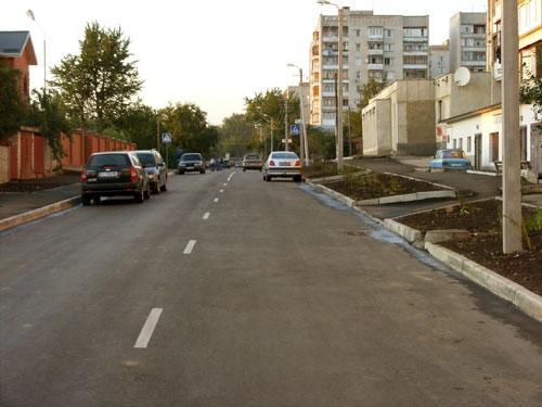 вулиця Шевченко у Вінниці