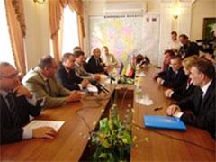 Відбулося підписання договору про оренду приміщення для Генерального Консульства Республіки Польща в м.Вінниця