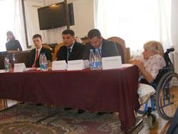 """Збори благодійного фонду """"Подільська громада"""" 18 вересня 2009 року"""