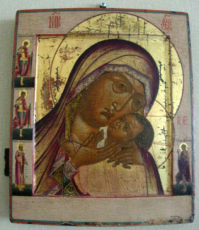 ікона  Божої Матері Касперівська