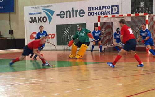 Украинская «Олимпия» выиграла международный турнир в Чехии