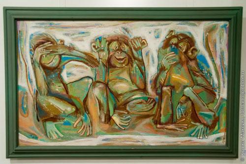 Персональна виставка Олександра Шиніна