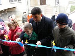 бібліотека-філія №7 відчинила двері власного приміщення