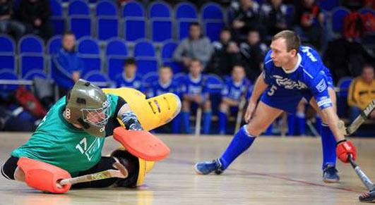 Украинская «Олимпия» впервые попала в финал