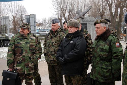 Військові аташе у Вінниці