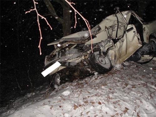 17 грудня на автошляху Могилів-Подільський – Бердичів сталася аварія