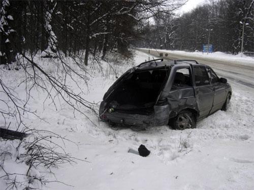 22 грудня на автошляху Стрій-Тернопіль-Кіровоград-Знам'янка сталася аварія