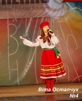 №4 Віта Остапчук
