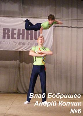 №6 Влад Бобришев, Андрій Копчик