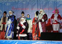 Підсумки Новорічних та Різдвяних свят у цифрах