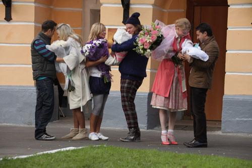 ТІК: «Олені» -2 або «Любовь в большом городе -2»