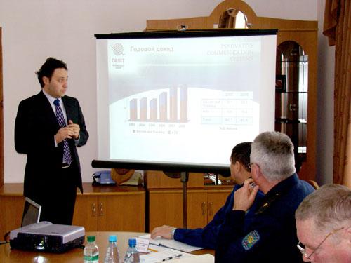 У Вінниці фахівці командування повітряних сил та представники ізраїльських компаній домовлялись про співробітництво