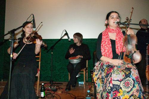 музичний табір Caci Vorba