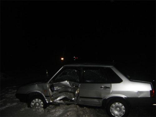 14 лютого 2010 року на автошляху Вінниця-Немирів сталася аварія
