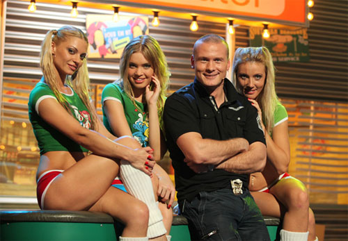 Боксер В'ячеслав Узєлков