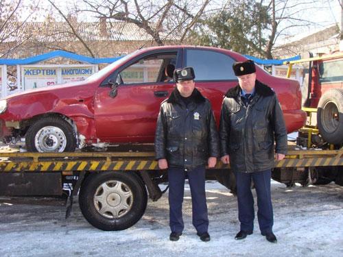 Правоохоронцями Немирова за декілька годин був розкритий розбійний напад на водія приватного таксі