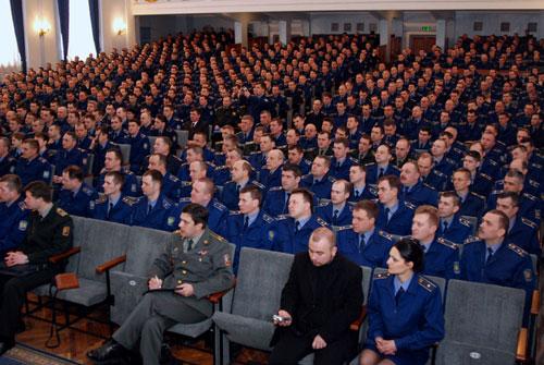 Генерал Армії України Іван Свида у Вінниці